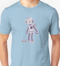 Lonely Robot Unisex T-Shirt