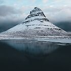 Moody Mountain in Iceland - Landscape Photography by Michael Schauer