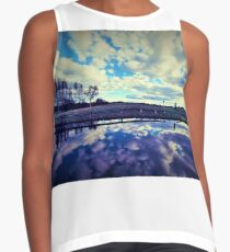 beauty in Nature Contrast Tank