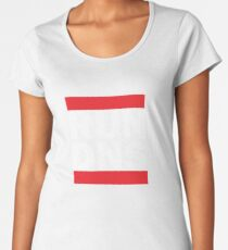 RUN DNS Women's Premium T-Shirt
