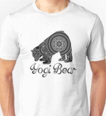 Yogi Bear - Yoga Graphic Unisex T-Shirt