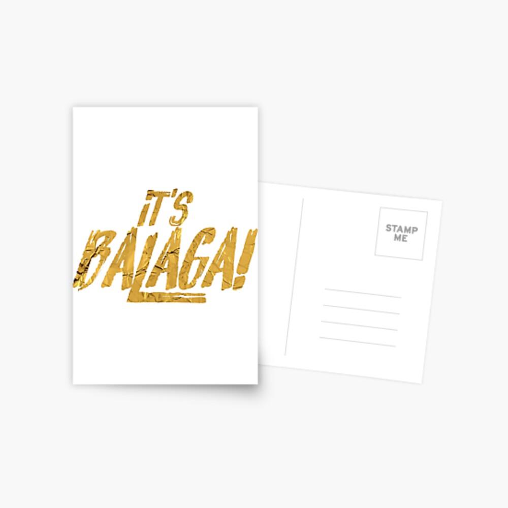 Es Balaga | Natasha, Pierre y el gran cometa de 1812 Postal