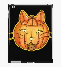 pum-pum-pumpkin! iPad Case/Skin