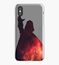 Inside of Burning Stars iPhone Case/Skin