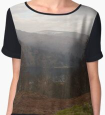 Rydal Water Views  Women's Chiffon Top
