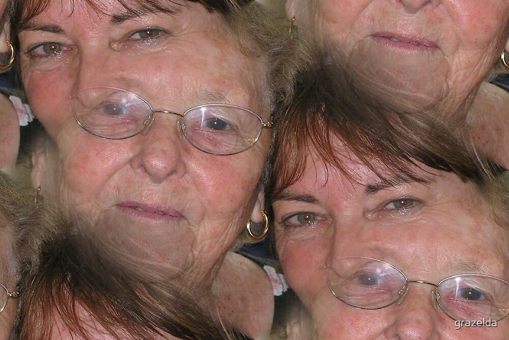 Mum & Me by grazelda