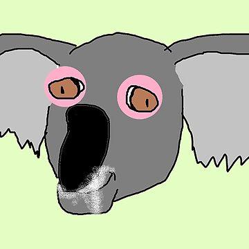 cocaine koala by smabd-sadmin