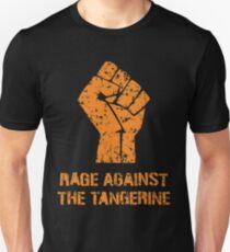 Rage Against the Tangerine Unisex T-Shirt