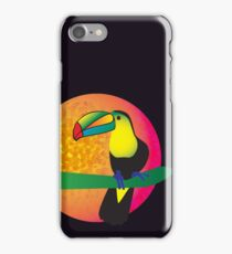 TouCan Black iPhone Case/Skin
