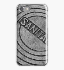 Circling the Drain iPhone Case/Skin