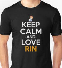 Rin Inspired Anime Shirt T-Shirt
