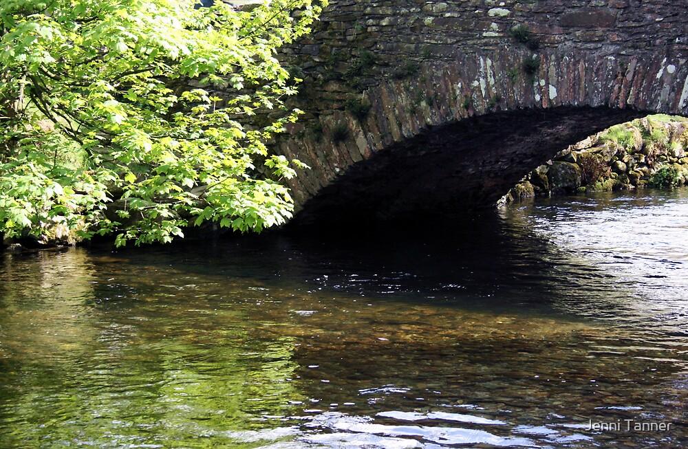 Stone Bridge by Jenni Tanner