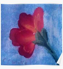 Poppy 3 Poster