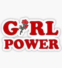 girl power !!!!! Sticker