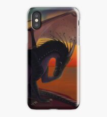 Wings of Fire - Sad Whiteout iPhone Case/Skin