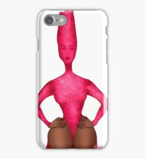 Nina Bo'nina Brown Lady GaGa. iPhone Case/Skin