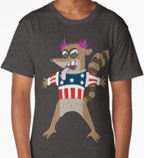 Twisted Firestarter (Character Design Color) Long T-Shirt