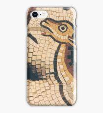 Deer Mosaic from Church of the Virgin Mary in Madaba Jordan iPhone Case/Skin