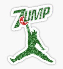 7UMP SPREAD Sticker