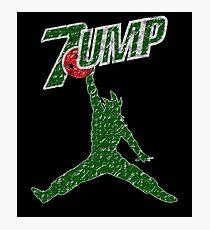 7UMP SPREAD Photographic Print
