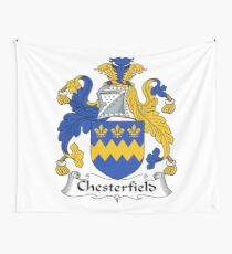 Chesterfield  Wall Tapestry