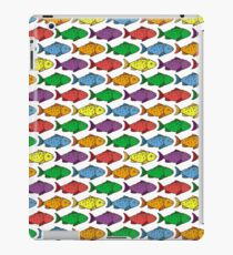 Rainbow Fishes iPad Case/Skin