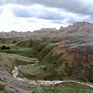 S. Dakota  Badlands by wallace66