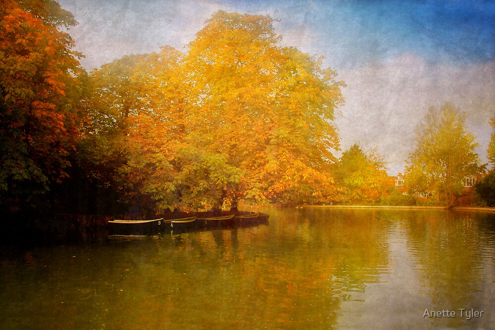 Autumn by Anette Tyler