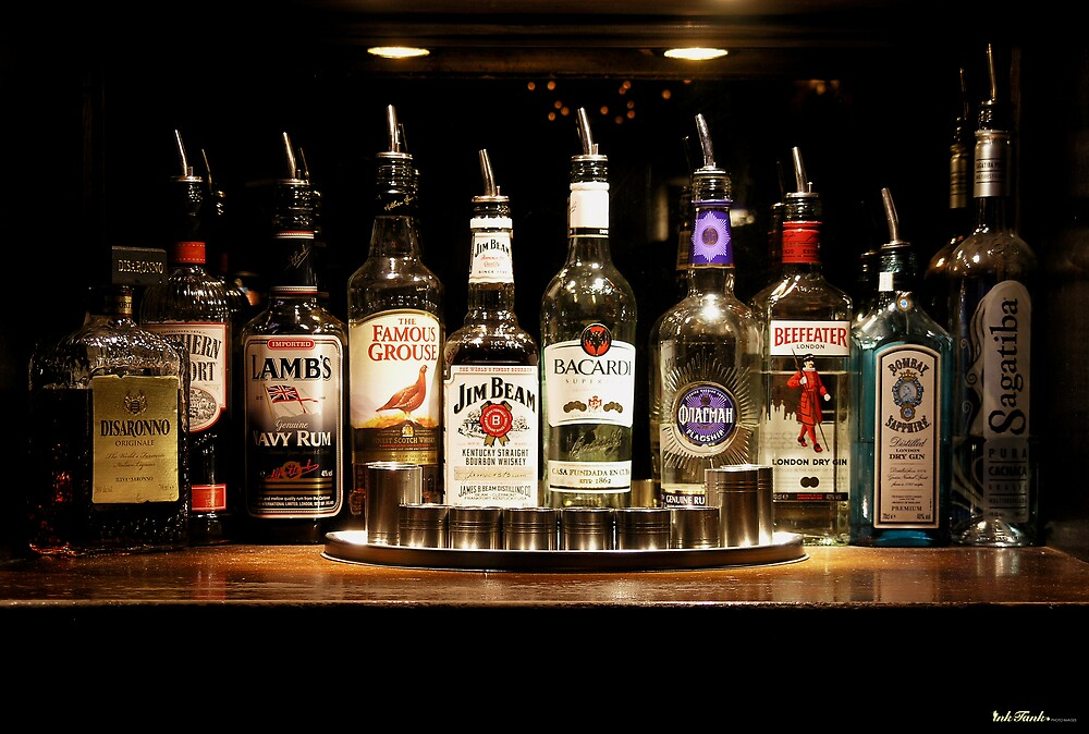 Drinks by Willem Dickson de Villiers