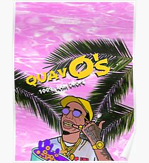 Quavo's Cereal (PINK) Poster