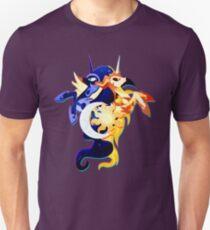 Nightmare Moon and Daybreaker Unisex T-Shirt