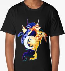 Nightmare Moon and Daybreaker Long T-Shirt