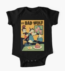 lil bad wolf One Piece - Short Sleeve