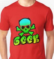 geek graffiti Unisex T-Shirt