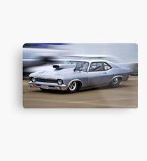 1969 Chevrolet 'C Gas' Nova I Metal Print
