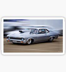 1969 Chevrolet 'C Gas' Nova I Sticker