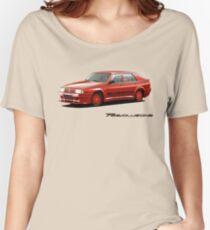 Alfa Romeo 75 Evoluzione Women's Relaxed Fit T-Shirt