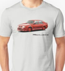Alfa Romeo 75 Evoluzione Unisex T-Shirt