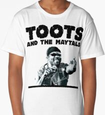 Toots And The Maytals Long T-Shirt
