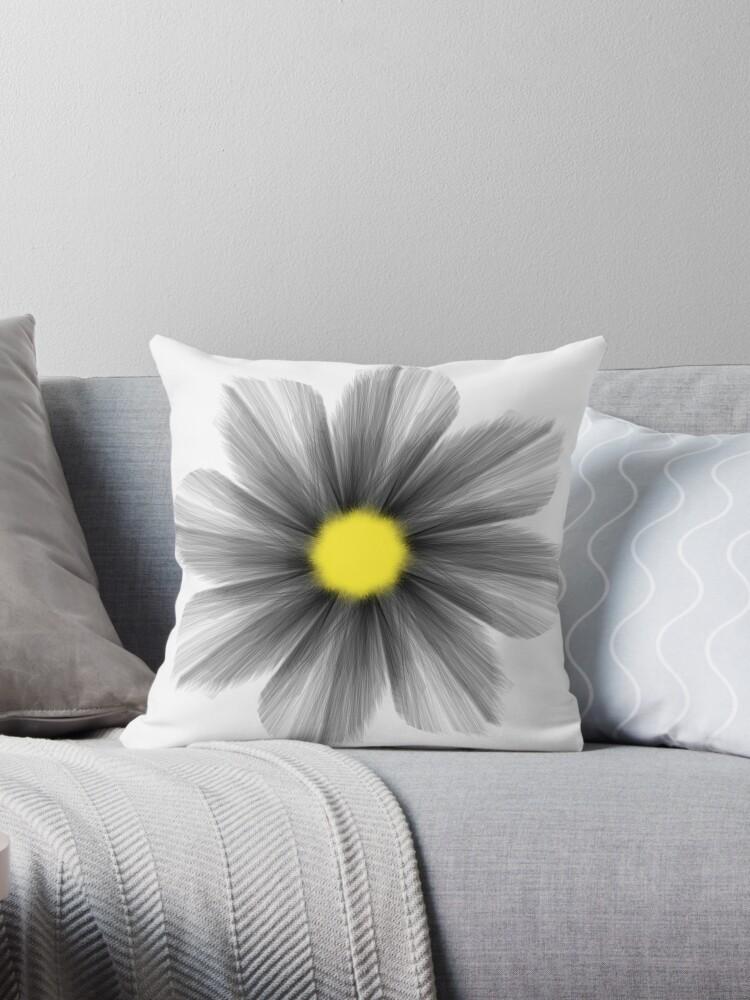 Black flower by JudeBrown