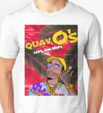 QuavO's Cereal Red T-Shirt