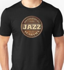 Montgomery Sound Jazz Music Alabama Unisex T-Shirt
