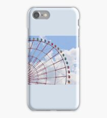 Dreaming on a Ferris Wheel iPhone Case/Skin