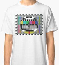 Common test PAL TV Classic T-Shirt
