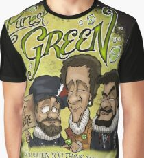 Purest Green Graphic T-Shirt