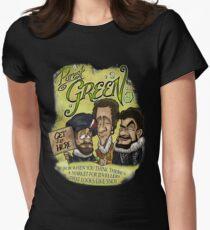 Purest Green Women's Fitted T-Shirt