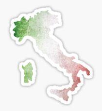 Italian and fabulous Sticker