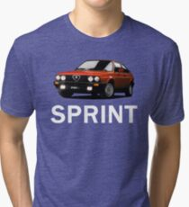 Alfa Romeo Sprint Tri-blend T-Shirt