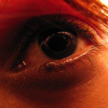 my eyes by flowerindattic