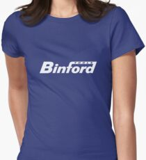 Binford Tools Women's Fitted T-Shirt